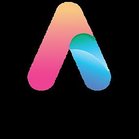 Attract Logo v2- Square (transparent bac
