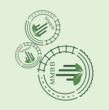 Rouages dentés au logo MMBB