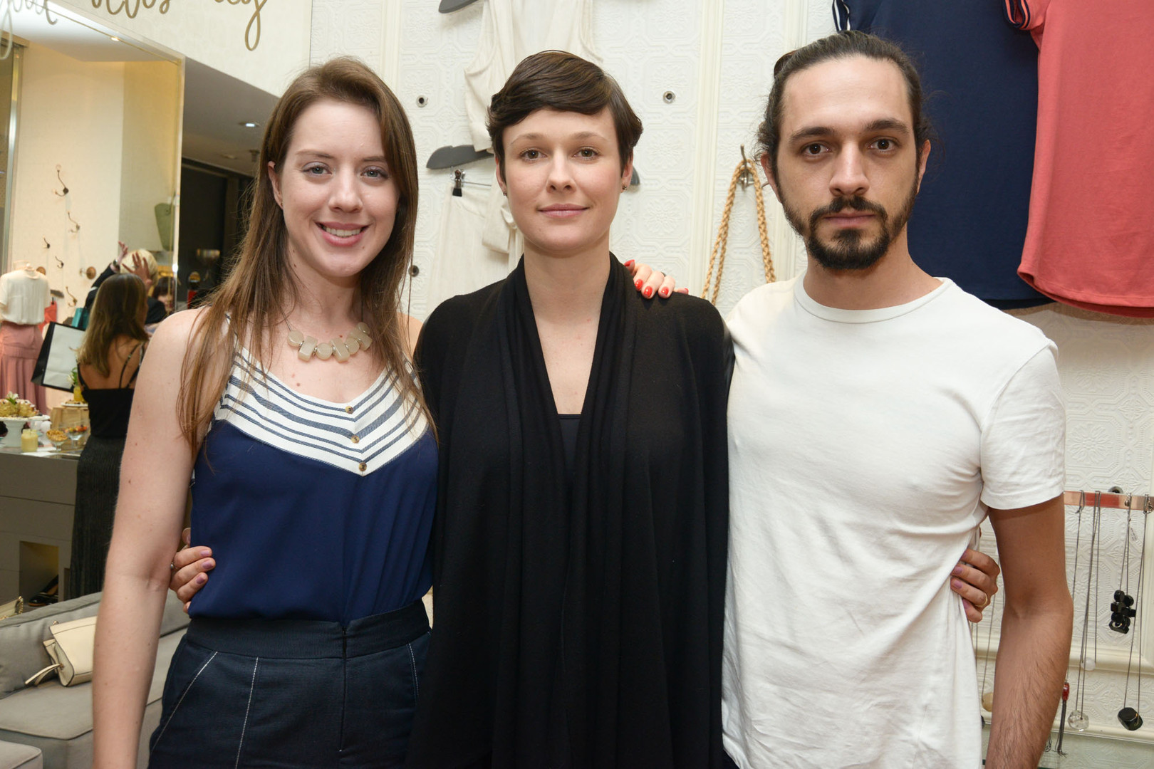 Erika Rodrigues, Soraya Steltenpool e Ro