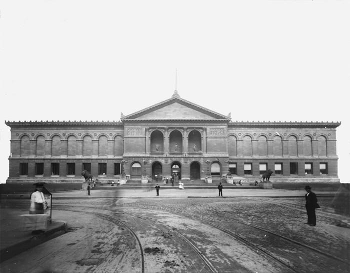 Скринька з історіями. The Art Institute of Chicago. ч.1