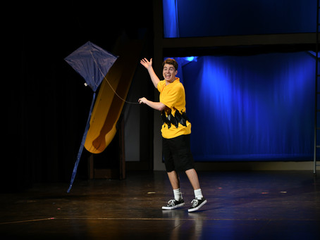 """Miami Valley Christian Academy's """"You're a Good Man, Charlie Brown!"""""""