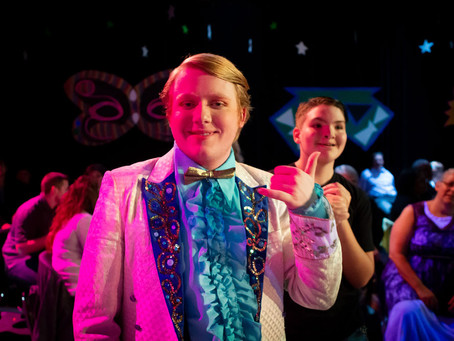 """William Mason High School's """"The Awesome 80's Prom"""""""