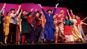 "Ursuline Academy's ""Mary Poppins"""