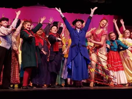"Ursuline Academy's ""Mary Poppins"""