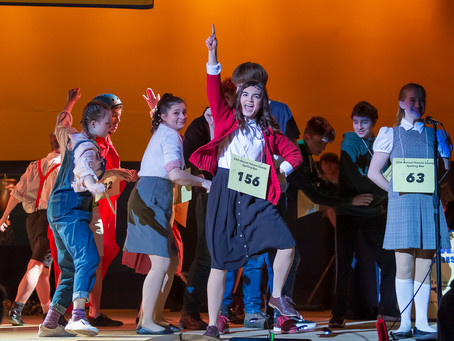 """Highlands High School's """"The 25th Annual Putnam County Spelling Bee"""""""