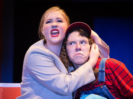 """Campbell County High School's """"Disaster! The Musical"""""""