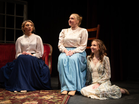 """Campbell County High School's """"Sense and Sensibility"""""""