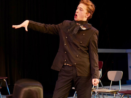 "Larry A. Ryle High School's ""Twelfth Night"""