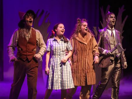 "Cincinnati Christian's ""The Wizard of Oz"""