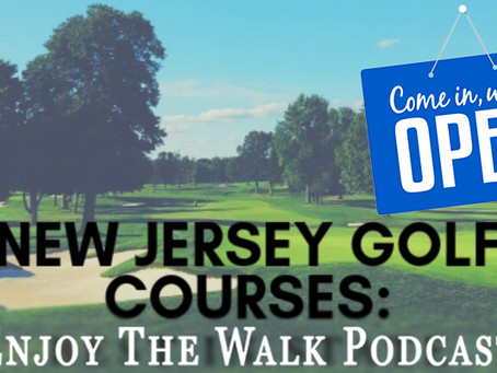 Unleash the Beast! NJ Golf is OPEN