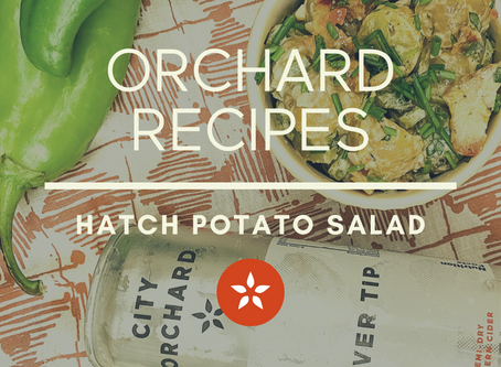 Orchard Recipes: Hatch Potato Salad