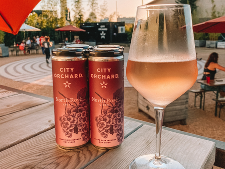 Yesway! We made a rosé!