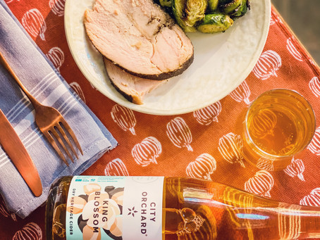We're talkin' 🦃 on the best Thanksgiving cider pairings! 🥂