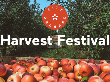 Harvest 2020 is here and in full-swing!