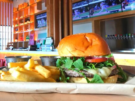 Burger is back!