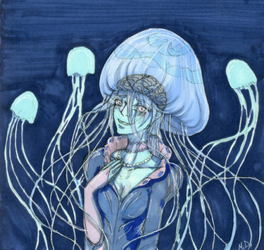 Lacy the Jellyfish v1