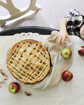 Today's craving_ Apple pie 🍎
