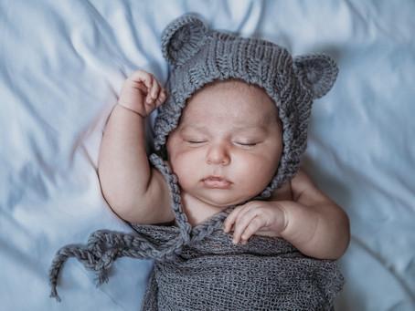 baby boy newborn lifestyle session, basking ridge, nj