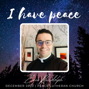 All Earth is Hopeful - December 8th