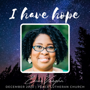 All Earth is Hopeful - December 5th