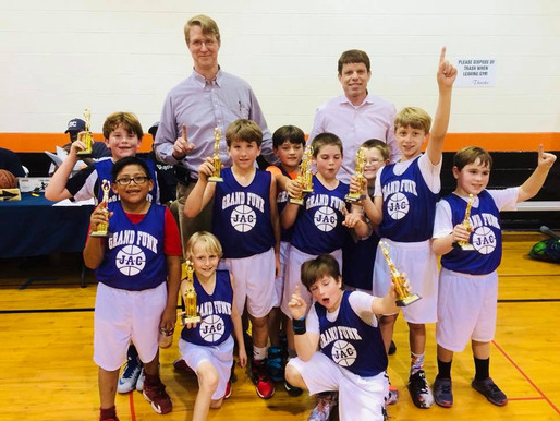 JAC Winter Basketball League Kicks Off