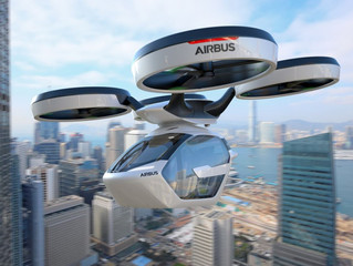 Will these Drones change our world?