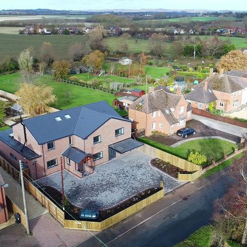Promotional Video of rebuilt house, near Evesham