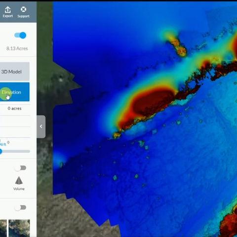 3D Aerial Survey