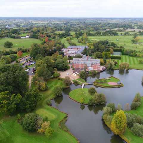 Adencote Manor Hotel, Warwickshire