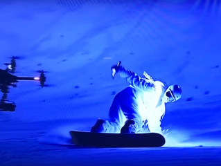Hosting the 2018 Winter Olympics and want to get noticed? …Use drones!