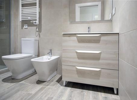 Conseguir un cuarto de baño completo y acogedor