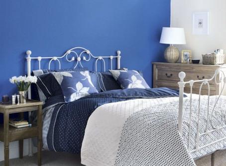 Color en tu dormitorio