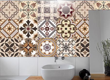 Como reformar el baño sin quitar azulejos