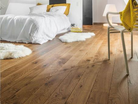 Acuchillar el parquet es conveniente, cuando el suelo de madera es de calidad