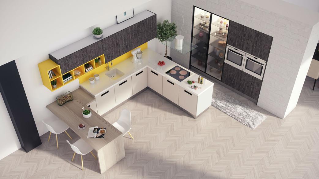 09 - Cocina Max Advance Arena + Oro + Pl