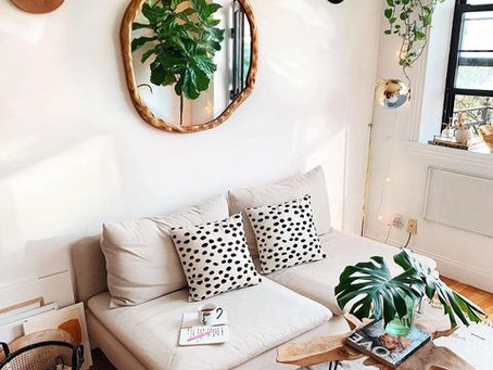 Ideas para aprovechar espacio en un piso pequeño