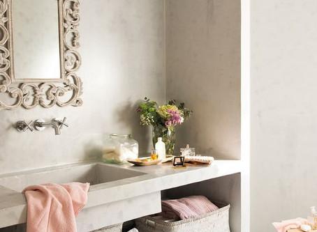 Elementos imprescindibles en un cuarto de baño