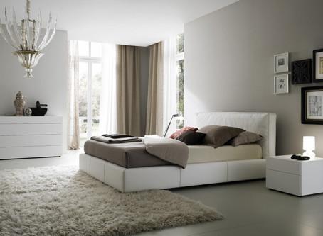 Dormitorio de matrimonio cambiar su estilo!