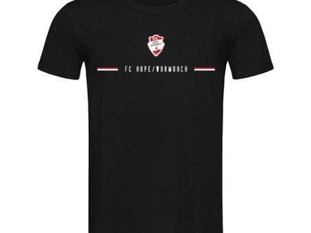 Neues Shirt im Shop