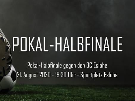 Pokal-Halbfinale gegen BC Eslohe