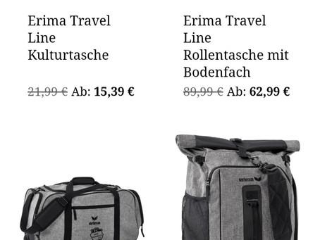 Neue Taschen im Onlineshop