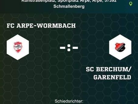 Bekanntgabe des Spielplans der Landesliga Staffel 2 2020/21