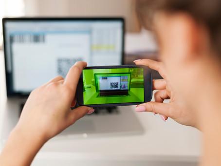 Ahora podes cargar tus facturas de compra, tickets y gastos solo escaneando el QR del comprobante