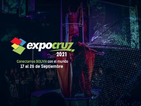 Morgana Tec en la Rueda de Negocios de Fexpo Santa Cruz 2021