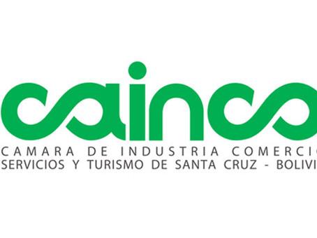 Morgana Tec ya forma parte de la Cámara de industria y comercio de Santa Cruz, Bolivia