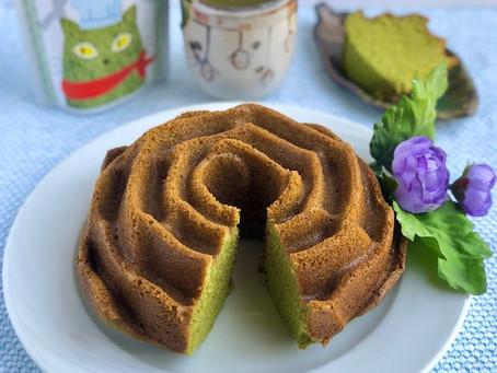 Sachiko's Matcha Cake