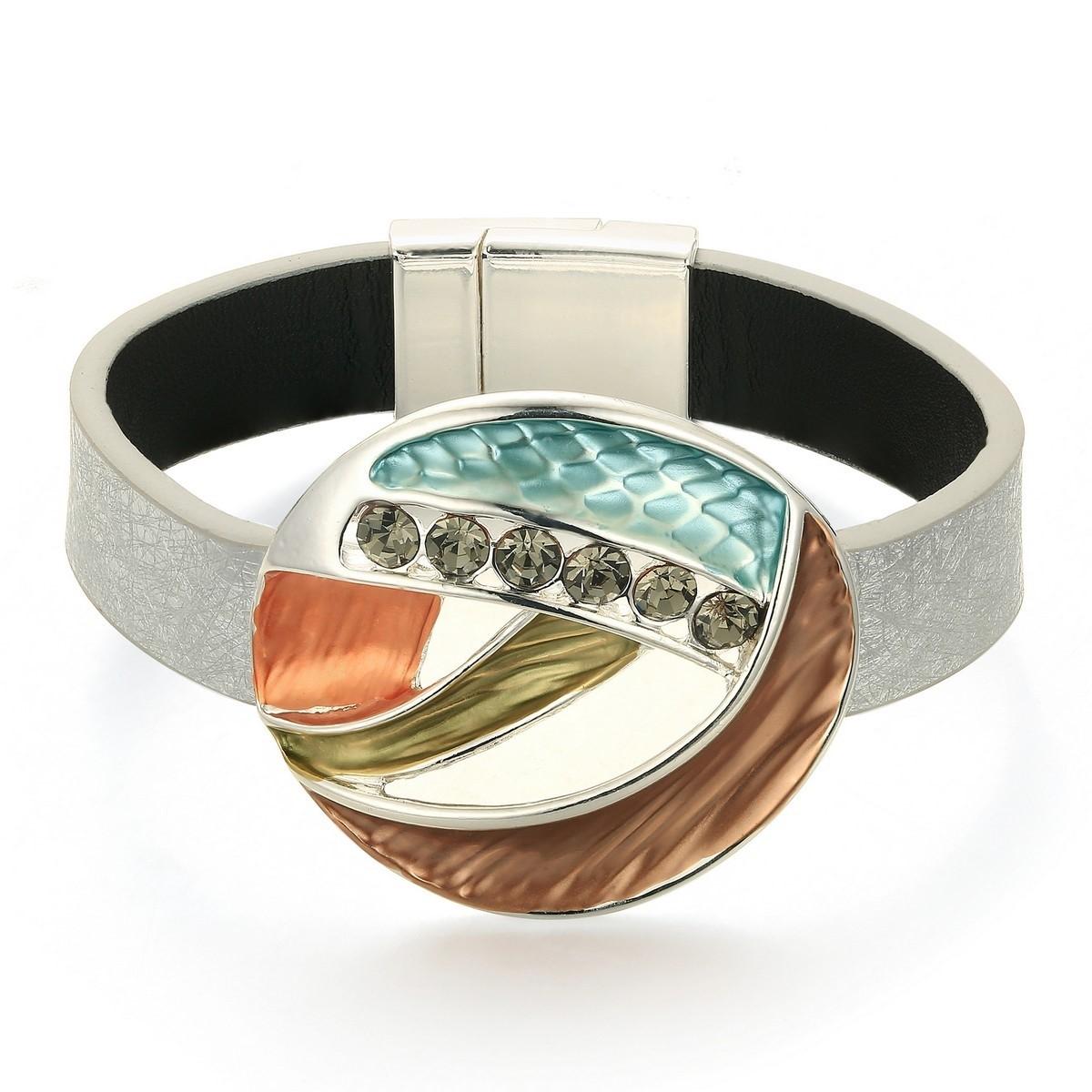 Leather Bracelet £15