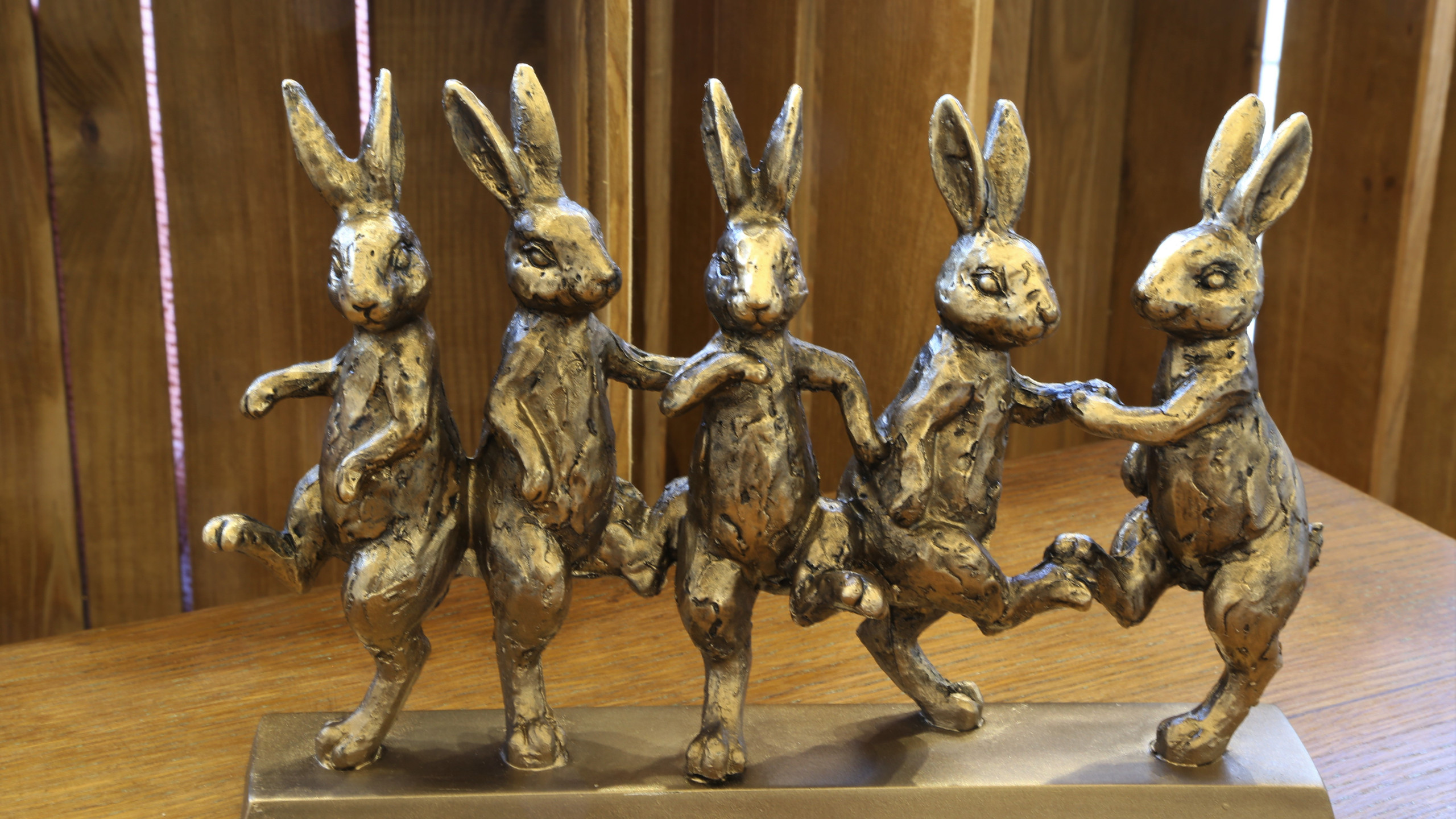 Jolly rabbits