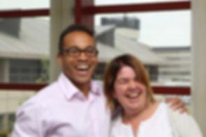 Louise and Dan Fun Team.jpg