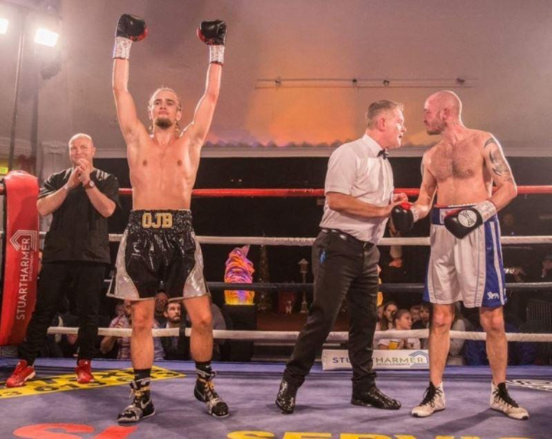 Owen Boxing - Picture by Mark Hewlett